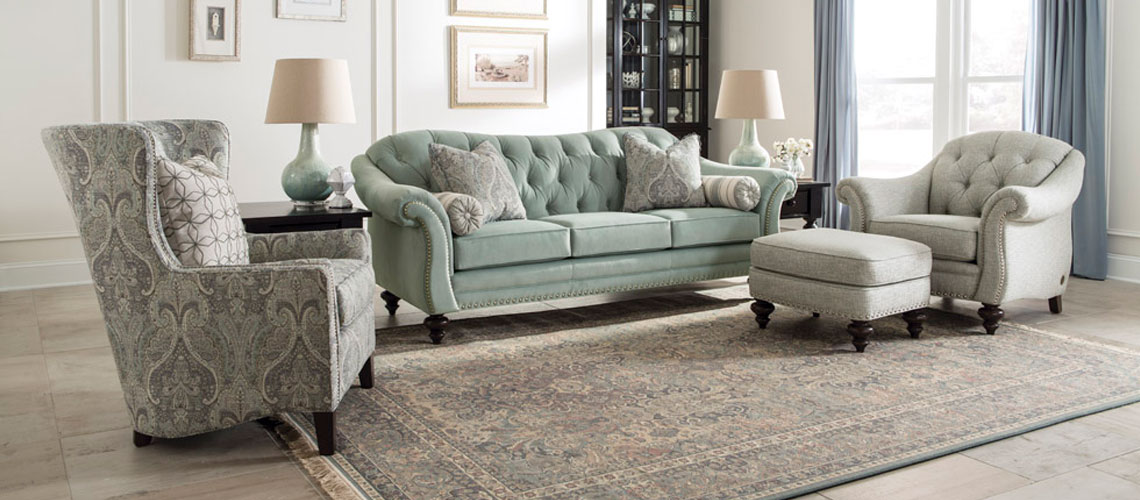 Sofas Chairs Ottomans Furniture Center And Casual Shop
