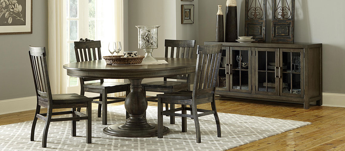 Dining room formal furniture center and casual shop for Casual formal dining room
